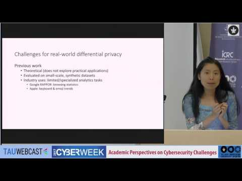 Secure And Privacy - Preserving Data Analytics And Machine Learning