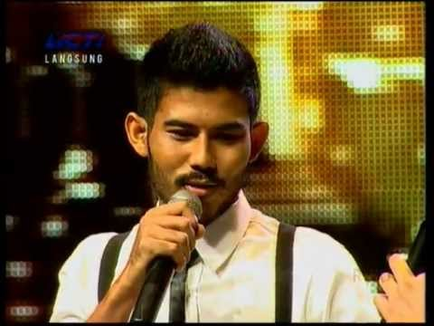 Dion (C.I.N.T.A - D'Bagindas) Indonesian Idol 2012 Spektakuler Great 8