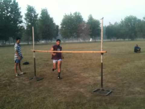 How to High jump for SSC CPO and Delhi police SI 4ft
