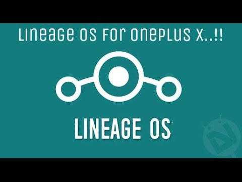 Lineage OS for Oneplus X