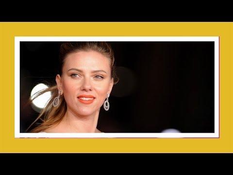 Scarlett Johansson Live Festival Roma