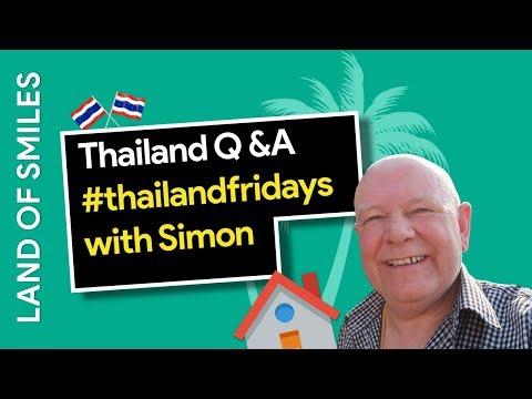 Thailand Q and A #thailandfridays