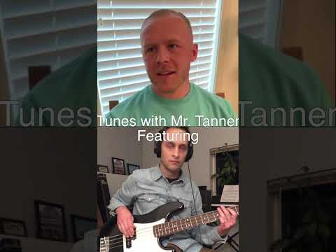 Preview for I Won't Back Down - Tunes with Mr. Tanner #shorts featuring Brad Anderson and Steve Valach