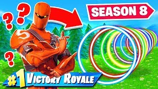 *EVERYTHING* added to SEASON 8 in Fortnite!