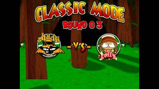 TENNIS TITANS -  Game House (CLASSIC MODE) ROUND 3 SHADY VS BELLA