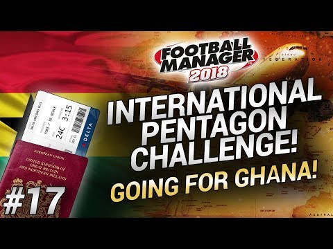 INTERNATIONAL PENTAGON CHALLENGE - Episode #17 - Going for G