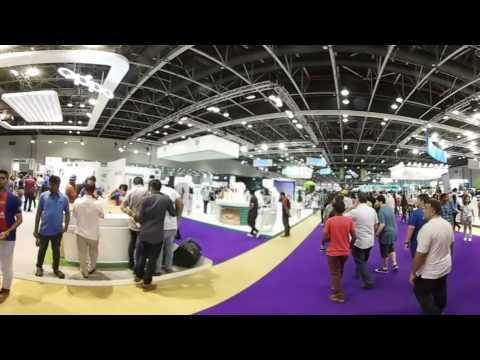 Gitex Shopper Dubai 2016 - 360 Virtual Tour