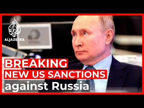 US imposes new sanctions on Russia, expels diplomats