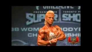 Anne Freitas Toronto Pro Supershow 2013