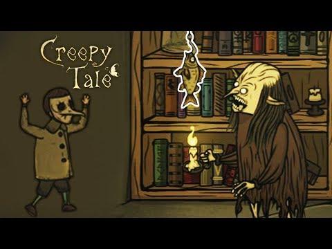 РЫБАЛКА на ЖУТКОГО ДЕДА! Приключения МАЛЬЧИКА в ЗАМКЕ Creepy Tale #4