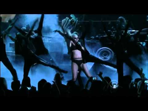 Lady Gaga - Marry The Night Live Grammy Nominations 2012 Concert HD
