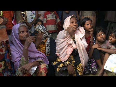 Rohingya 'rather die' than return to oppression in Myanmar