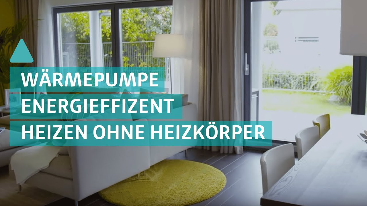 haus bauen heizen mit strom hocheffiziente w rmepumpen youtube. Black Bedroom Furniture Sets. Home Design Ideas