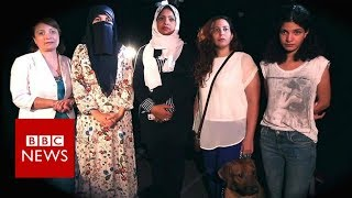 #MeToo in Egypt: Abused women speak out - BBC News