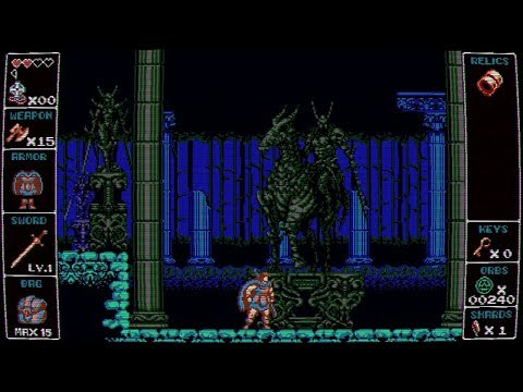 Nintendo Switch Review: Odallus The Dark Call