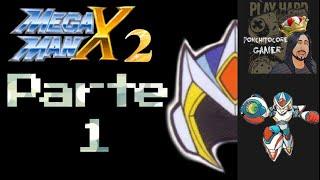 Mega Man X 2 I Parte 1 I Odio las semilli TAS! I PonchitoCore Gamer