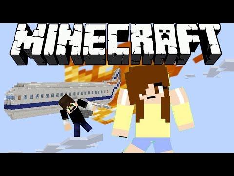 Minecraft | Exponential Experiences: CDF AIR  | Air Disaster Fun!