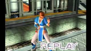 Dead or Alive 2 (Dreamcast) VS Dead or Alive 2: Hardcore (PS2)