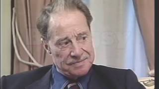 Face to Face with Ivan Hutchinson - Timothy Dalton and Don Ameche Interview (SAS-7, 1990)