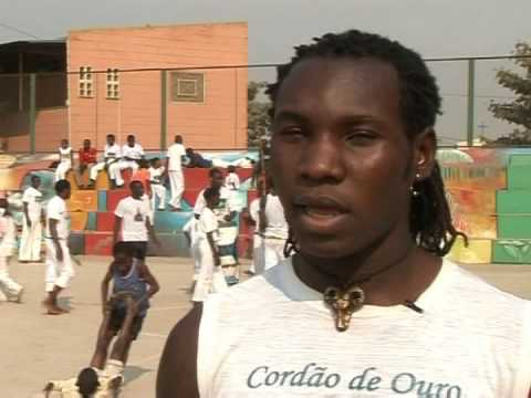 Angola: birthplace of Capoeira