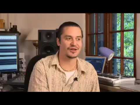 Interview with Mike Patton in his home studio (Crank 2: High Voltage)