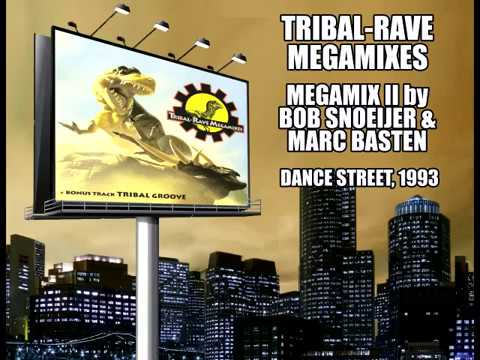 Tribal Rave Megamixes II