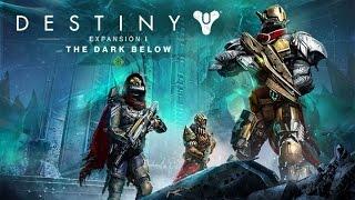Destiny: The Dark Below Game Movie (Expansion DLC) 1080p HD