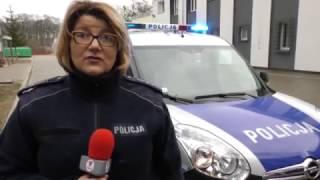 Nowy radiowóz dla KPP Police