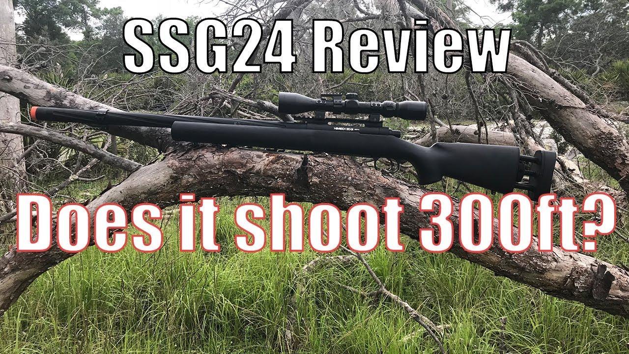 Ssg24 Range