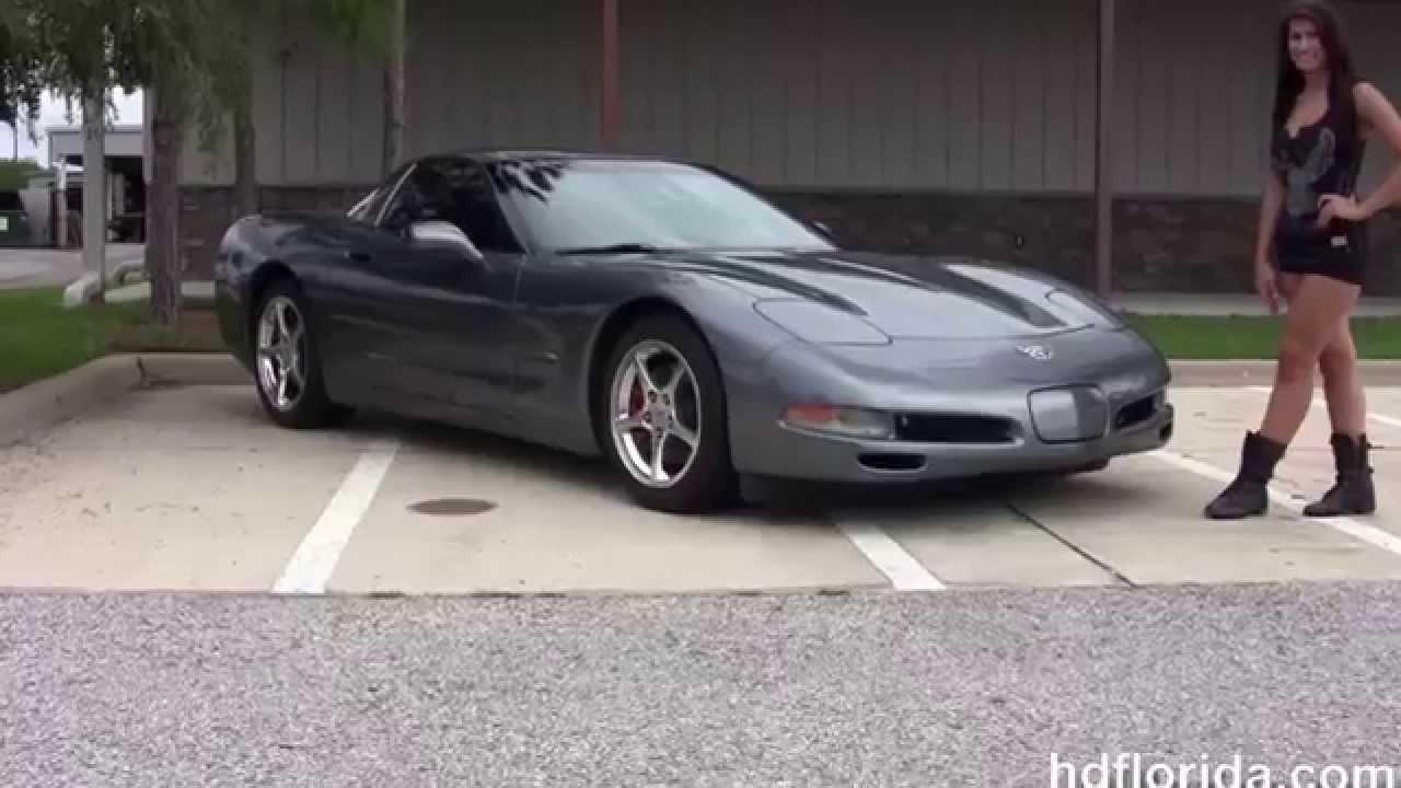 Corvette chevy corvette 2003 : Used 2003 Chevrolet Corvette for sale - YouTube