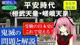 範囲は、平安時代のポイント1 土屋文明先生の日本史学習サイトは→http:/...