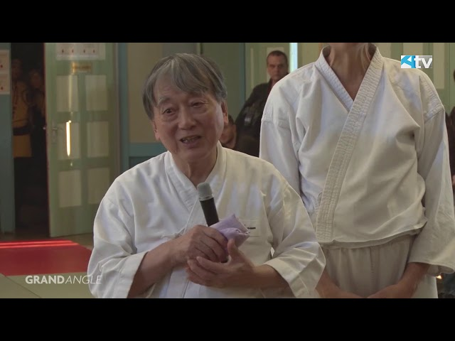 Stage de Shiatsu avec Maître Ohashi