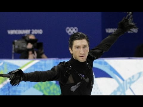 E. LYSACEK - 2010 OLYMPIC GAMES - SP