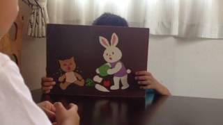 6歳児 ちひろ よみきかせ 2016/05.