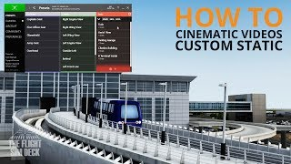Chaseplane Cinematic Mode