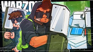 Riot Shield & RPG ONLY Challenge! - Call of Duty Warzone!