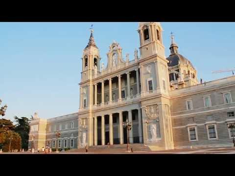 Madrid city (Spain) tour guide [FULL HD]