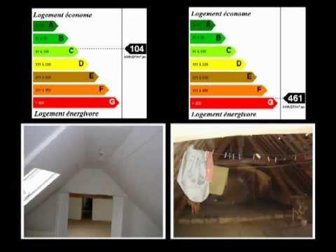 diagnostic immobilier performance energ tique dpe location youtube. Black Bedroom Furniture Sets. Home Design Ideas