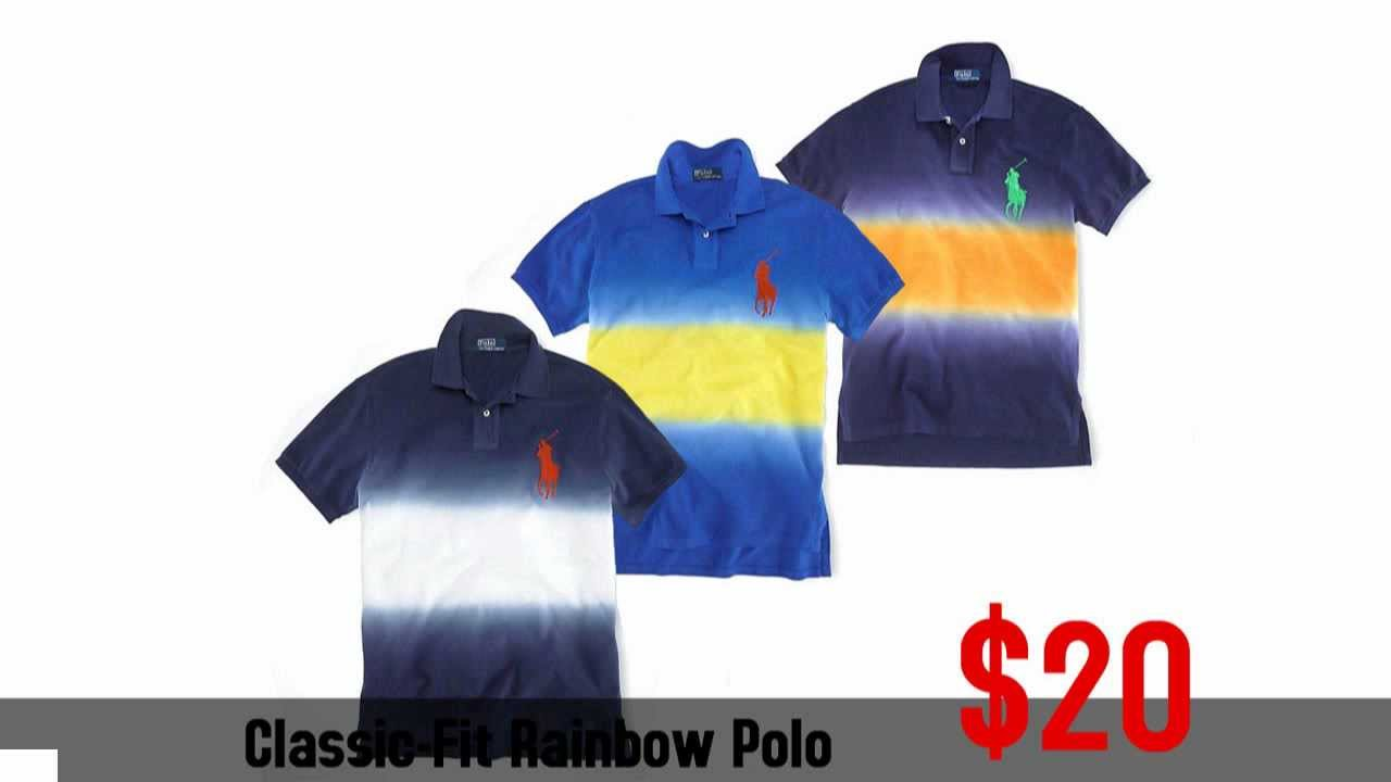 Wholesale Cheap Ralph Lauren Polos Good Quality Jumode Youtube