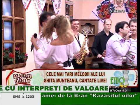 Ghita Munteanu si Daniel Ursu - Esti Diamantul Vietii Mele LIVE