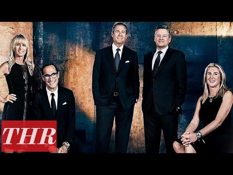 THR Full TV Executives Roundtable: ft. The Titans Behind HBO
