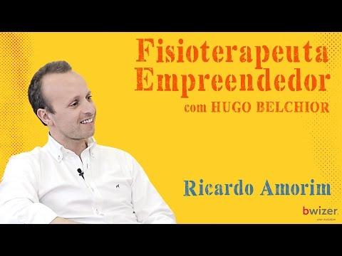 Ricardo Amorim no #FisioterapeutaEmpreendedor | Hugo Belchior
