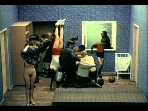 Tango by Zbigniew Rybczyński (1980)