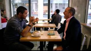 Trevor Noah + Jerry Seinfeld