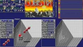 Cubistix AMIGA OCS 1989R  ReberPD adf