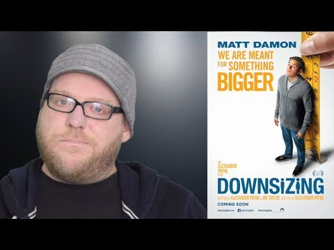 Downsizing | Movie Review | Matt Damon Sci-fi Satire | Spoiler-free