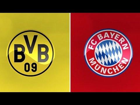 Highlights & Goals Borussia Dortmund vs Bayern Munich 0-2 (German Super Cup 2016)