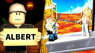 Roblox LOSERS voted me to FIGHT TO THE DEATH...