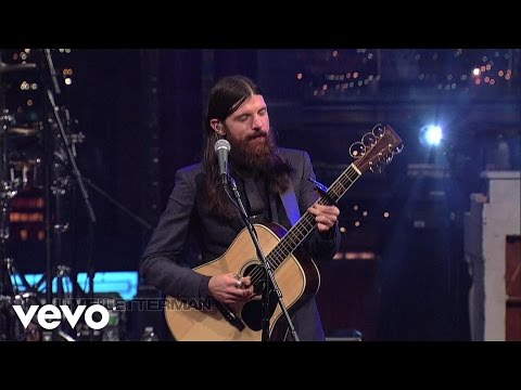 The Avett Brothers - Laundry Room (Live on Letterman)
