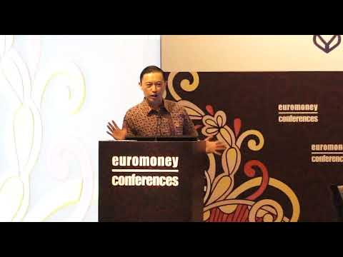 Kepala BKPM - The Euromoney Indonesia Financing & Investment Forum 2018